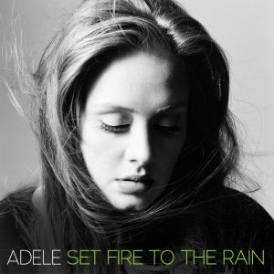 Adele set fire