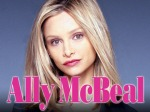 Calista Flockhart on ALLY MCBEALCR:Matthew Rolston/FOX