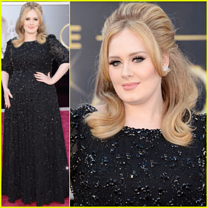 adele-oscars-red-carpet-2013
