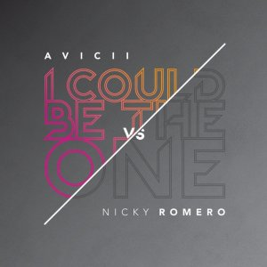 AV_vs_NR_-_I_Could_Be_the_One_single_cover