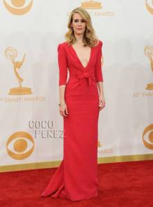 emmy-awards-2013-sarah-paulson-red-carpet-ap__oPt