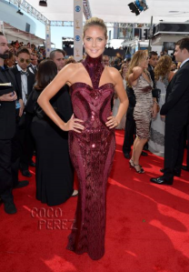 Heidiklum emmyawards