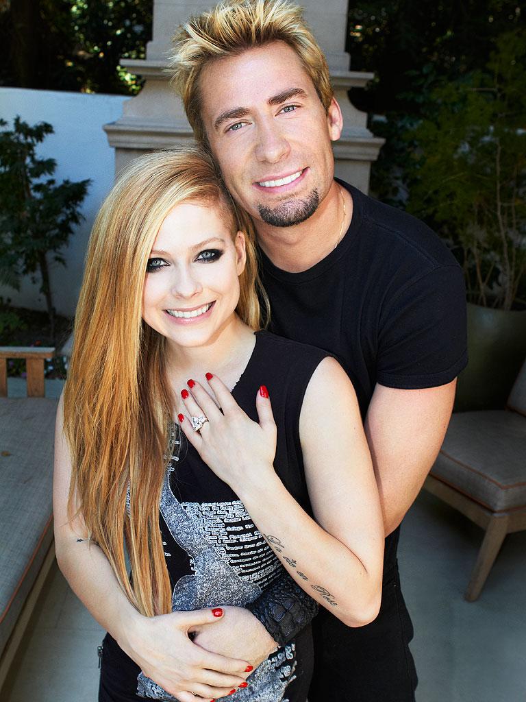 Avril Lavigne Chad Kroeger