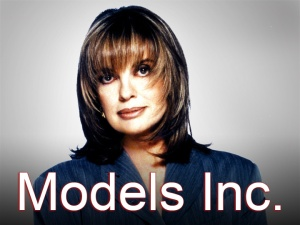 Linda Gray from Models Inc..
