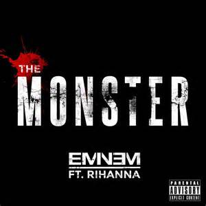 monster eminem rihanna