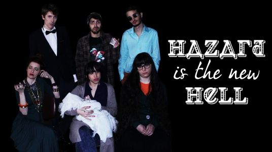 HAZARD IS THE NEW HELL foto promo